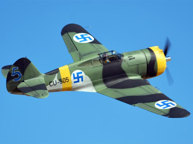 Curtis P-36/Hawk 75 (oz11096) by Paul Kohlmann from Model Aviation 2018