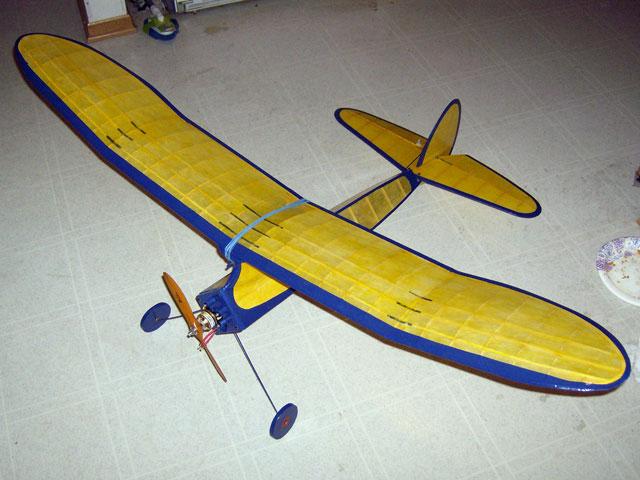 Korda 1939 Gas Model (oz11108) by Dick Korda 1938