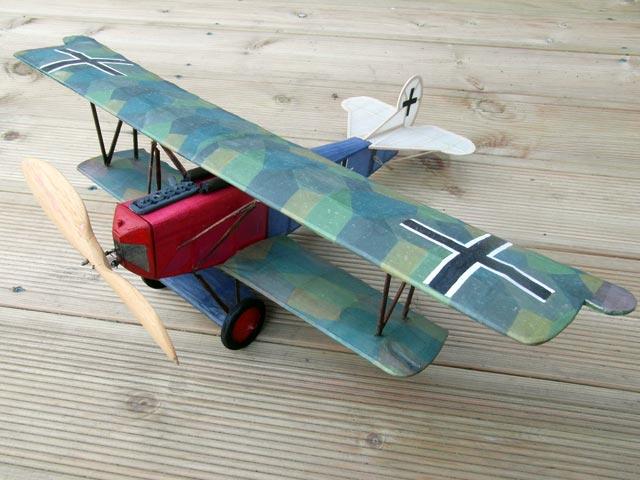 Fokker DVII - oz11112