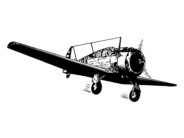 North American Fighter - oz11131