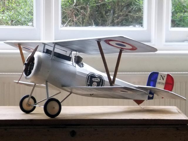 Nieuport 24 - oz11139