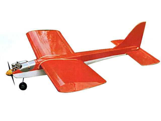 AMI Tutor (oz11180) by John Rutter from Aviation Modeller International 1998
