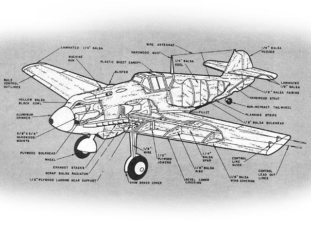 Me 109 - oz11191