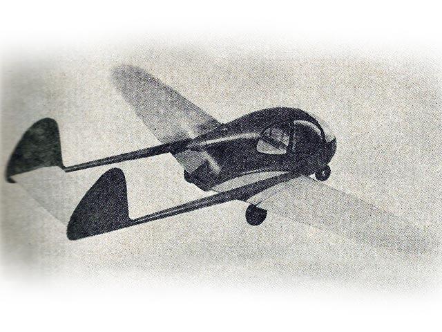 Piper PA-7 Skycoupe - oz11203