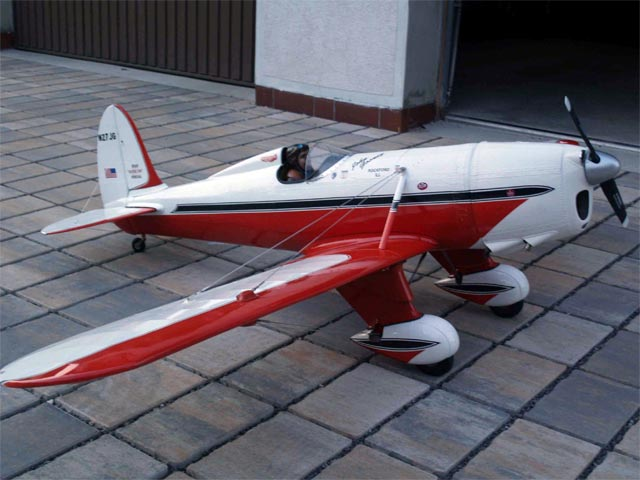 Ryan STA Special (oz11224) by Burnis Fields from Model Airplane News 1986