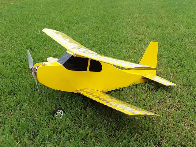 Twinger (oz11231) by LeRoy Satterlee from Fly RC 2007
