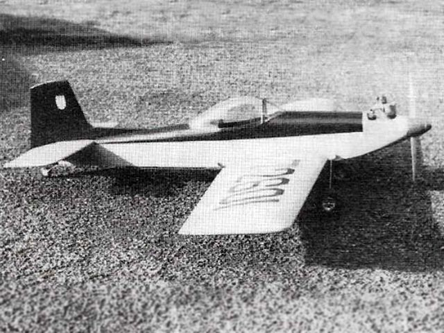 Bantam (oz11246) by Philip Kent from RC Model World 1985