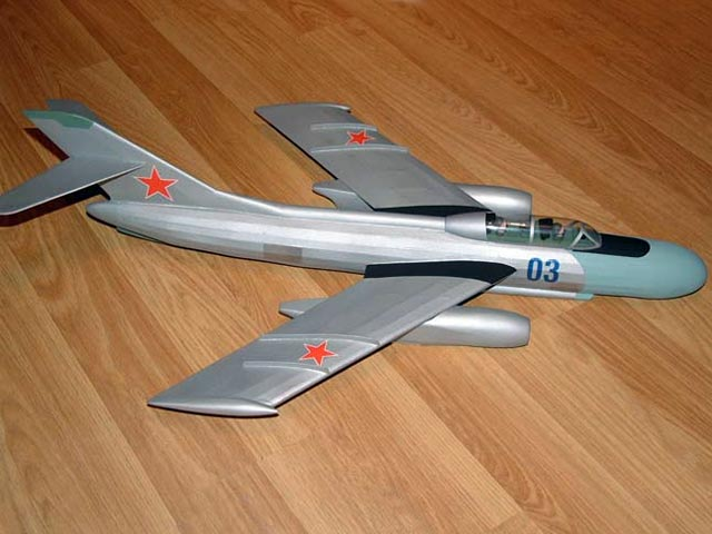 Yak-25M (oz1125) by Steve Bage