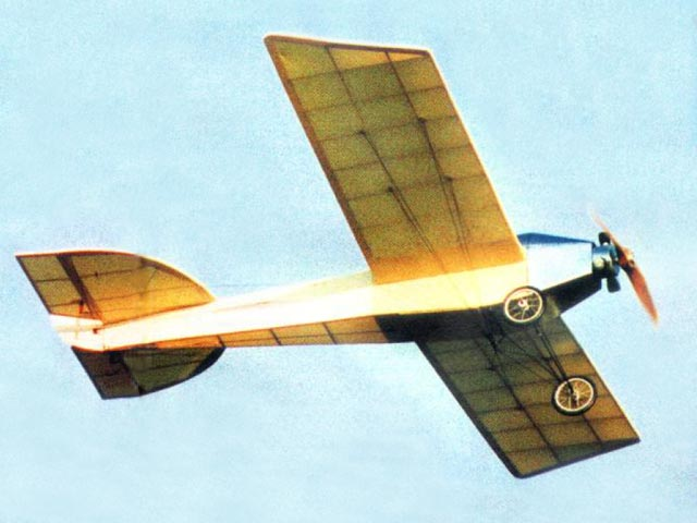 Fosdyke Flyer (oz11276) by Peter Rake from RC Model World 2000