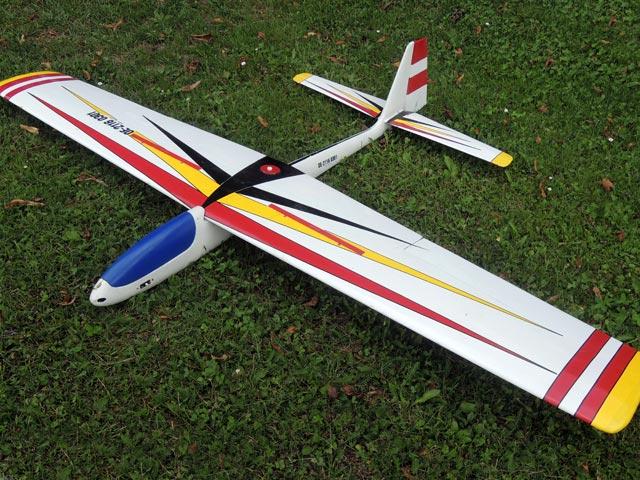 Lo-190 Sperber (oz11285) by Gunter Obrecht from FMT 1972