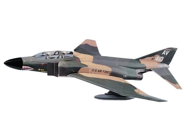 F-4 Phantom II (oz11304) by Jim Feldman from Great Planes 1997