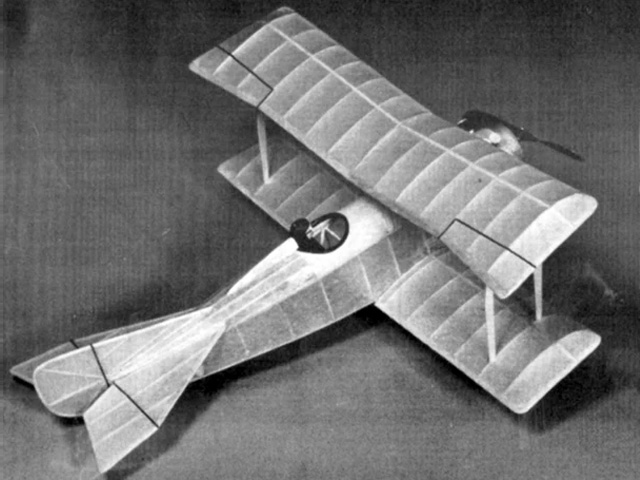 Curtiss S-1 Speed Scout - oz11349