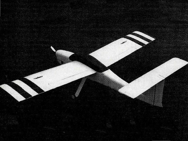 Gull Sport (oz11419) by AG Lennon from Model Airplane News 1984