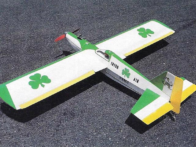 Magnum 64-Cycle (oz11425) by Joe Makovich from Model Airplane News 1985