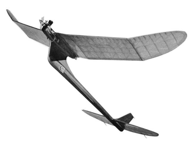 Ephemeris (oz11462) by R Jess Krieser from Air Trails 1963