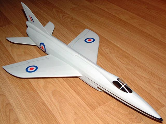 Hawker P1121 (oz11464) by Steve Bage