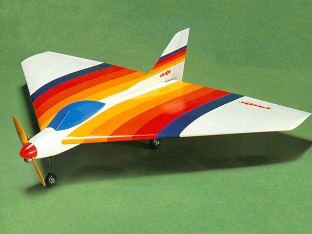 Cutlass 40 (oz11480) from OK Model Pilot