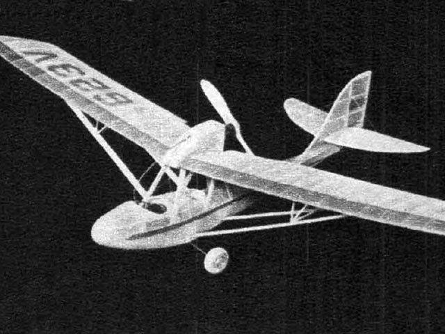 Curtiss Junior (oz11531) by Aubrey Kochman from Air Trails 1948