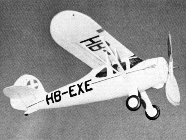 Jex Jet (oz11546) by Unknown from American Modeler 1960