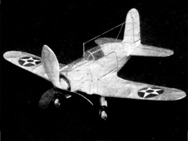 Vought V-143 (oz11549) by Bill Winter from Model Airplane News 1937