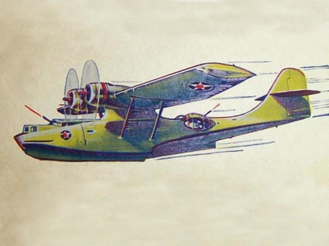 Consolidated Catalina (oz11551) from Joe Ott