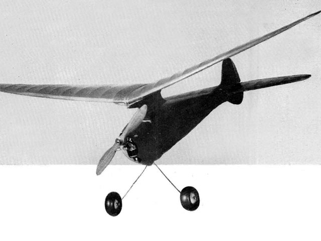Air Ager (oz11552) by Francis Conant from Model Airplane News 1944