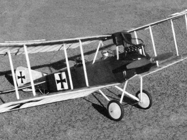 Albatros CIII (oz1162) by John Watters