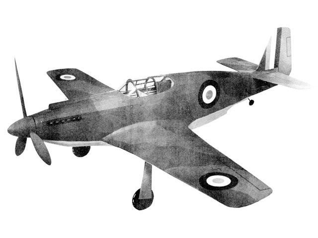 P-51A Apache - oz11658