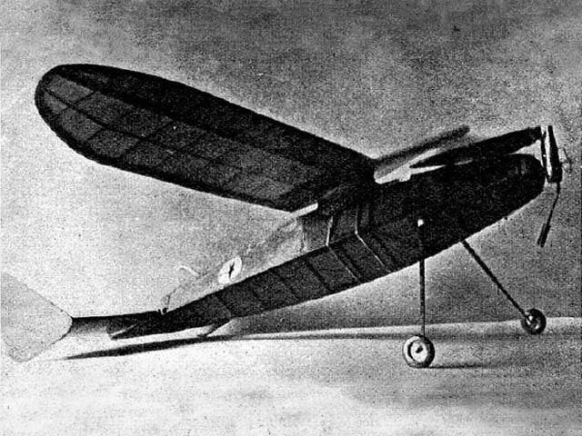 Pete (oz11659) by Robert Burns from Aeromodeller 1942