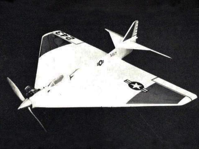 A-4P Skyhawk  (oz11664) by Richard Perry from American Aircraft Modeler 1973