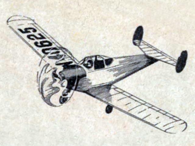 Ercoupe (oz11680) by Jorgen Surlykke Petersen from DMI 1951
