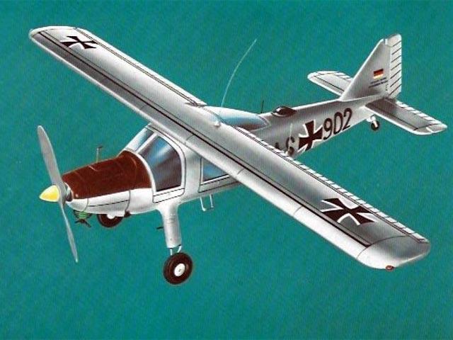 Dornier Do 27 - oz11681