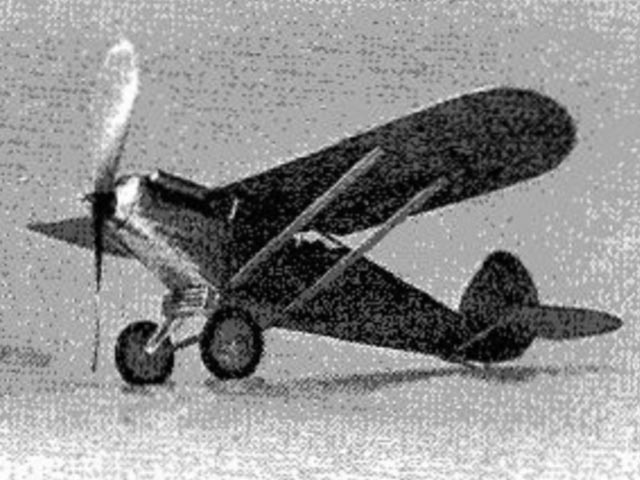 Ryan M-1 (oz11733) by Al Lidberg from Model Airplane News 1979