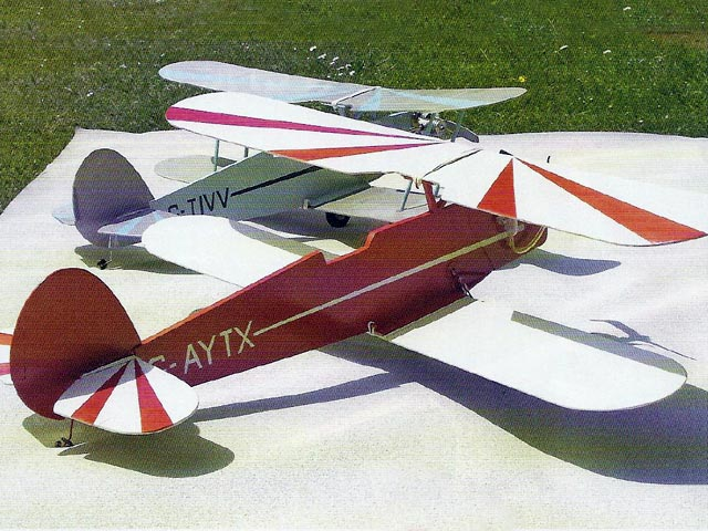 Stampenezer (oz11788) by David Boddington from Model Flyer 2005