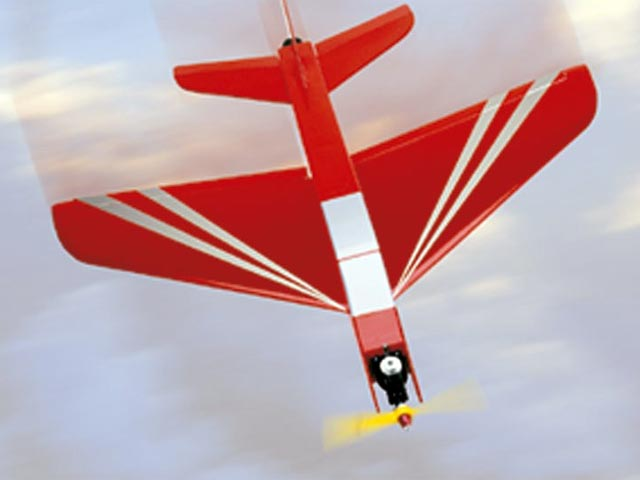 Micro Hawk (oz11797) by Dave Ridgway from Model Flyer 2000