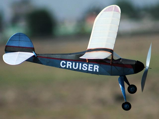 Cruiser (oz1180) by Chuck Hollinger from Air Trails 1949