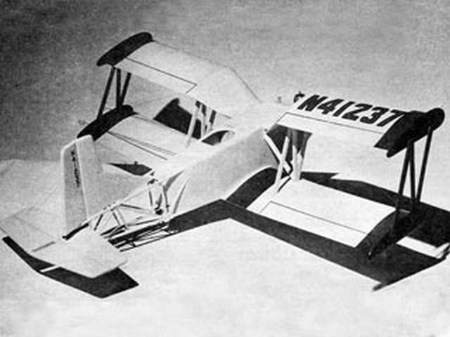 Lamson Air Tractor (oz1182) by Paul Palanek from Air Trails 1955