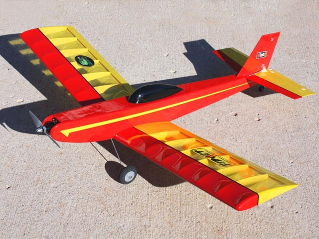 Fidget (oz11844) by Al Clark from Model Aviation 2017
