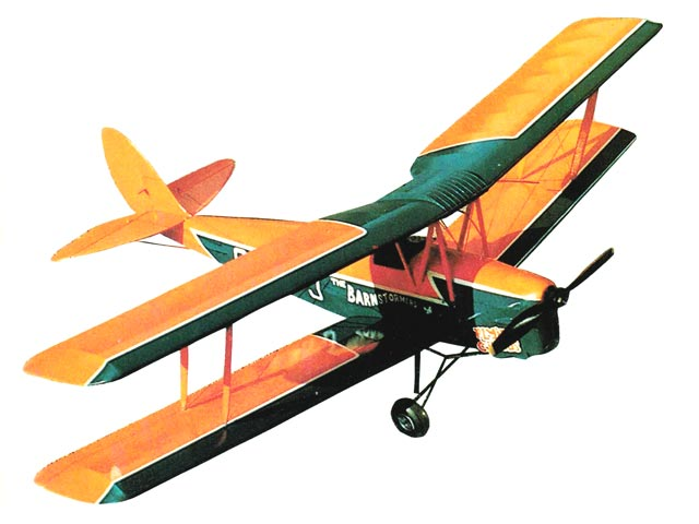 DH82A Tiger Moth (oz11864) by David Boddington from RCME 1986