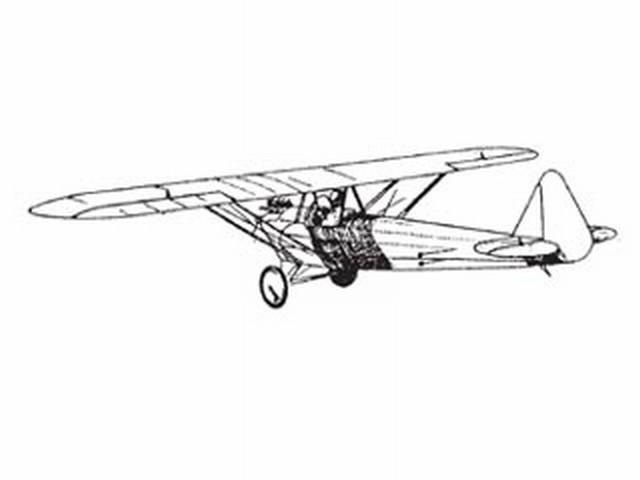 Heath Parasol (oz1187) by Lloyd Willis from Flying Aces Downunder 2005