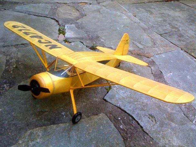 Fairchild 24 (oz11879) by Hurst Bowers 1966