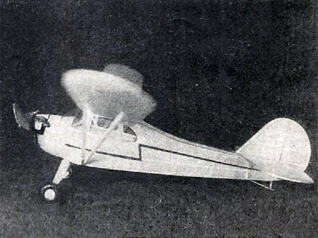 Aeronca K (oz11886) by Alan Booton from Air Trails 1937