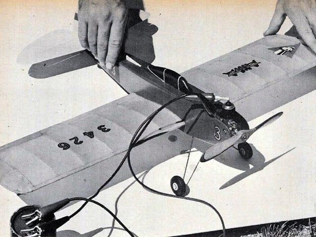 Spooky (oz11892) from Model Airplane News 1953