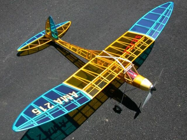 Miss Stik Sr (oz11901) by Tom Hunt from Modelair-Tech 2003
