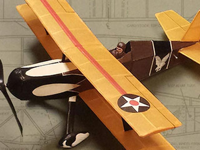 Born Loser P-6E (oz11921) by Dennis Norman from Air Ace Models 2011