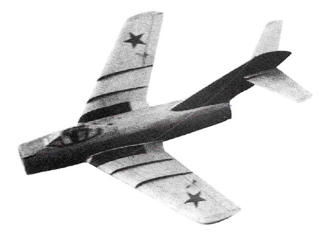Mig 15 - 11922