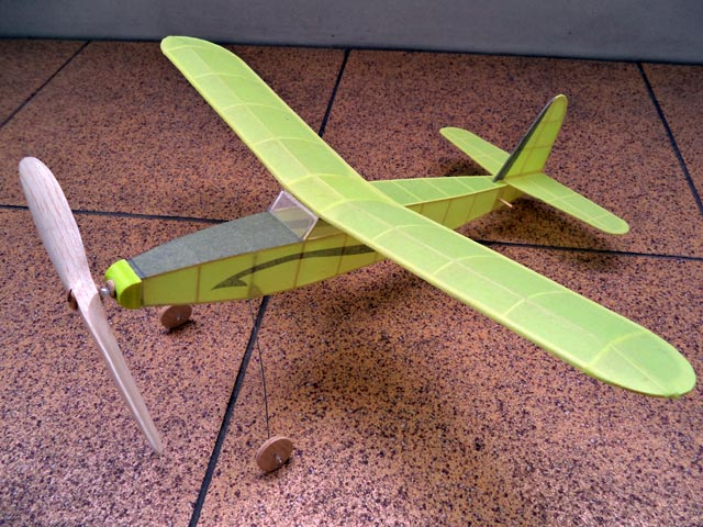Bette Knows (oz11959) by KPE Nielsen from Greig Modelflyve Industri 1955