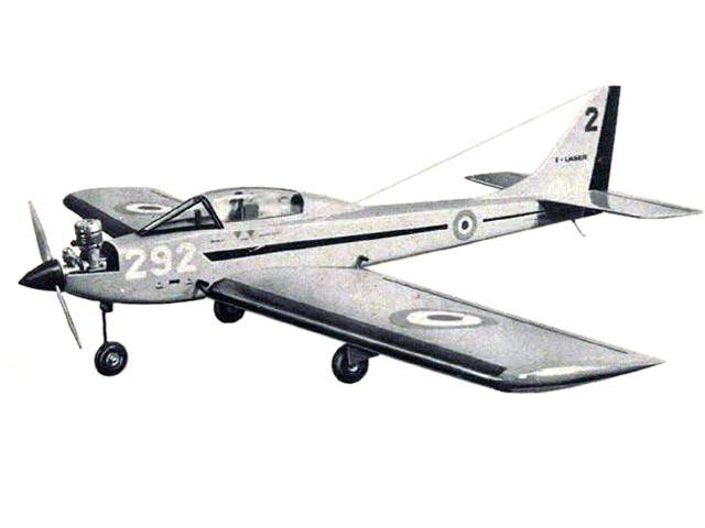 I-LASER (oz12000) from Aviomodelli 1966