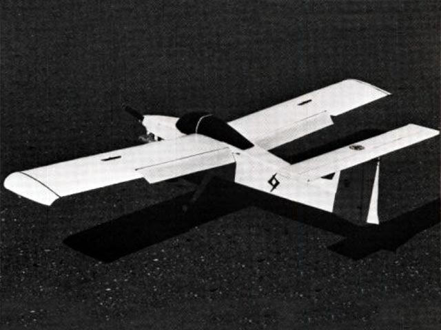 Elseven (oz12031) by AG Lennon from Model Airplane News 1980