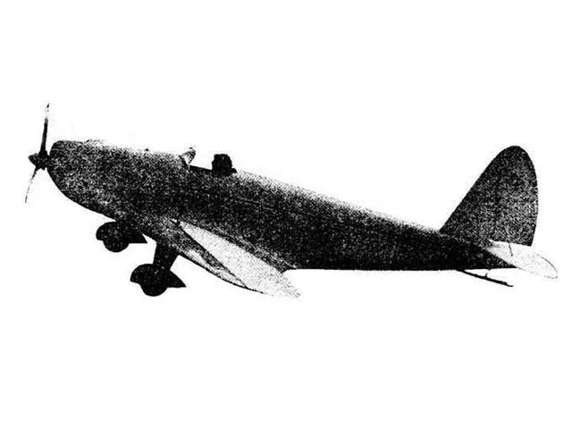 Tipsy (oz12033) by A Abbott from Aeromodeller 1942